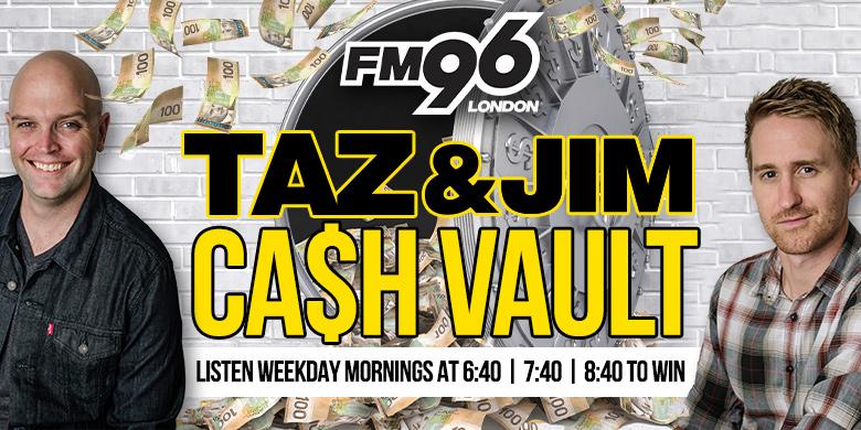 The Taz and Jim Cash Vault