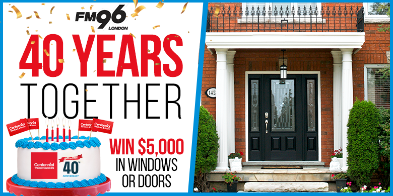 Win $5,000 in new windows or doors!
