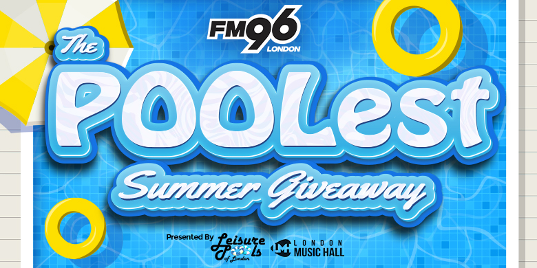 The POOLest Summer Giveaway!
