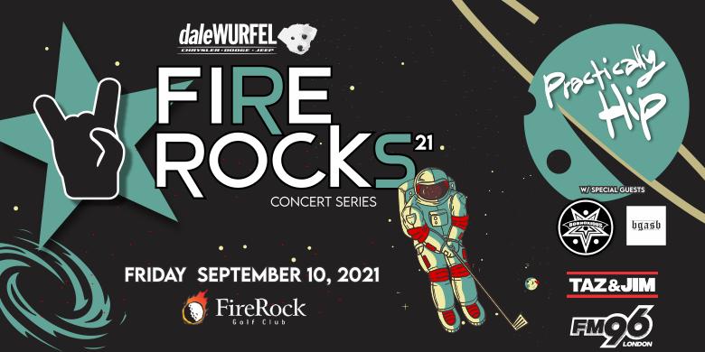 FireRocks21 Concert Series - fm96.com